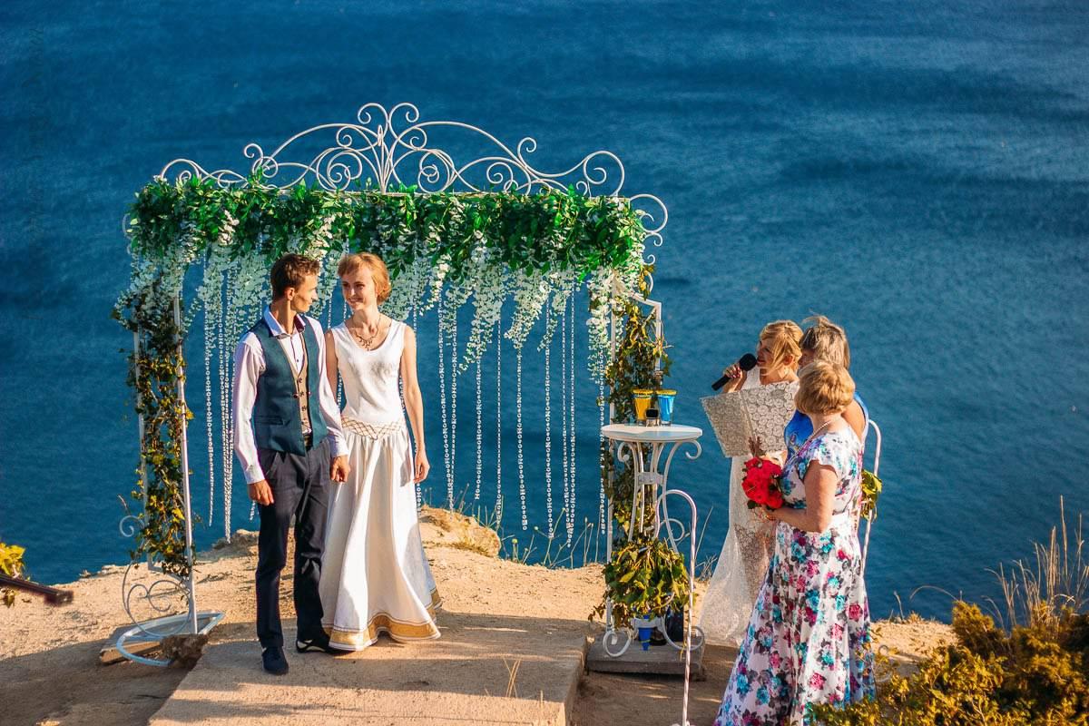выездная организация свадеб в Севастополе и по Крыму