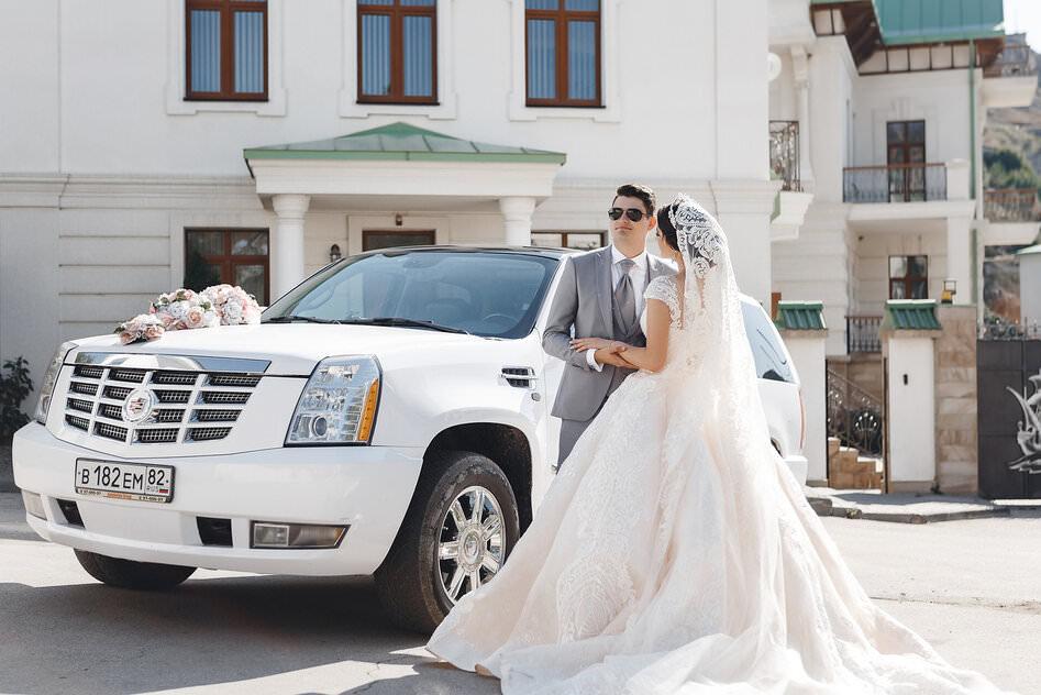 организация свадьбы с ведущей