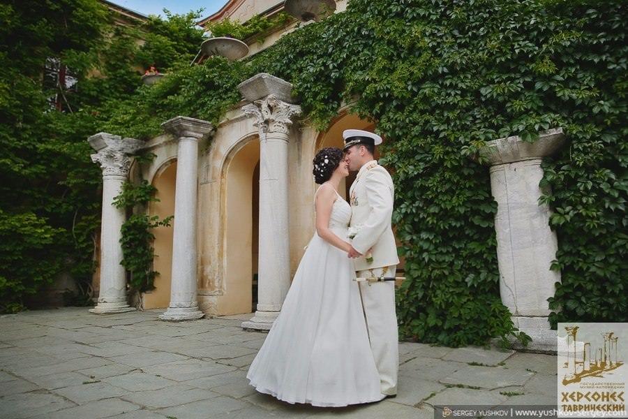 свадьба в херсонесе