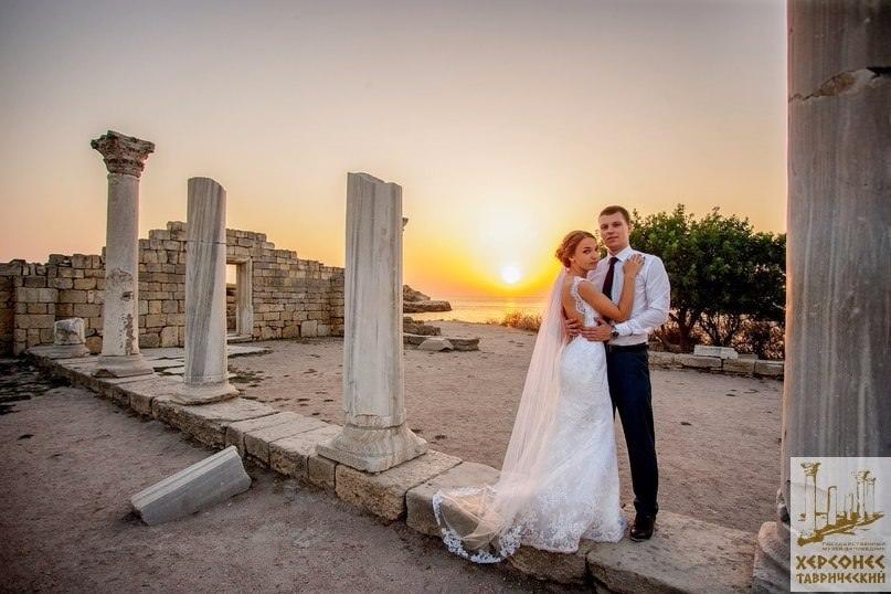 свадьба херсонес севастополь